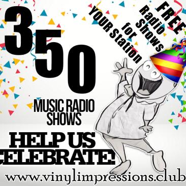 350 shows celebrate